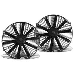 Dual Straight Blade Fan Kits - Part Number: 10015346