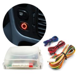 Engine Start Activation Control Unit with TruTouch - Part Number: AUTEC0