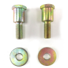 Large Coated Bear Claw Striker Bolt Set - Part Number: AUTBCLB