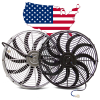 Domestic Radiator Cooling Fan Kits - Part Number: 10015774