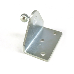 Heavy Duty Ball Stud Angle Mounting Bracket - EACH - Part Number: AUTGASANGLMNT