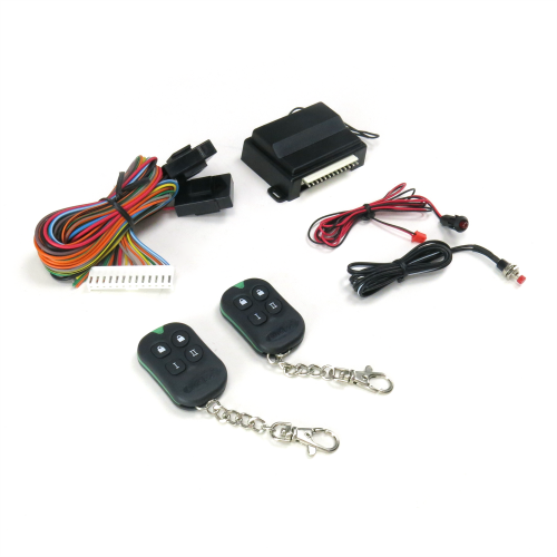 Bmw Keyless Entry Unit 75-91 instructions, warranty, rebate