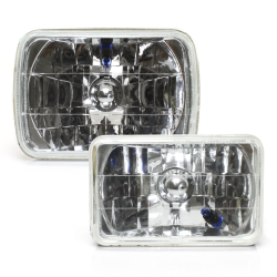 Rectangular Headlights  - Part Number: 10015256