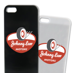 Johnny Law Motors Logo Phone Cases - Part Number: 10015308