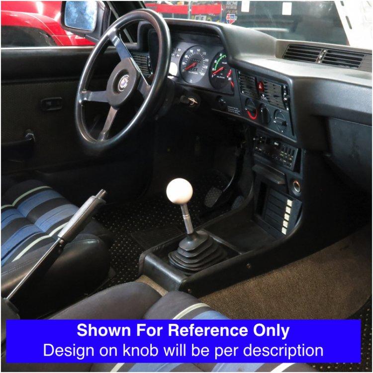 Green Shift Pattern 1n American Shifter 126934 Green Stripe Shift Knob with M16 x 1.5 Insert