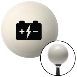 Battery Charge Symbol Shift Knobs - Part Number: 10019624