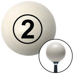 Ball #2 Shift Knobs - Part Number: 10019668