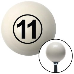 Ball #11 Shift Knobs - Part Number: 10019804