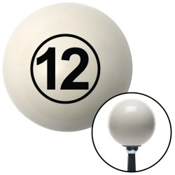 Ball #12 Shift Knobs - Part Number: 10019820