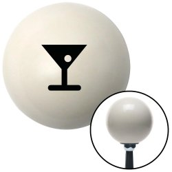 Martini Glass w/ Olive Shift Knobs - Part Number: 10020455