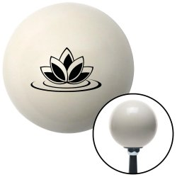 Flower on Water Shift Knobs - Part Number: 10022119
