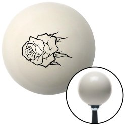 Rose w/ no Stem Shift Knobs - Part Number: 10022138