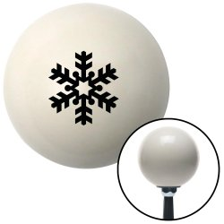 Snowflake Filled In Shift Knobs - Part Number: 10022227