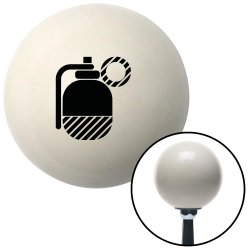Grenade w/ Pin Shift Knobs - Part Number: 10024686