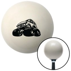 Monster Truck Shift Knobs - Part Number: 10027589