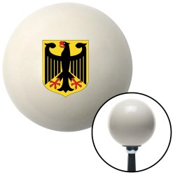 Deutschland Eagle Crest Shift Knobs - Part Number: 10027606