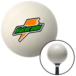 Haterade Logo Shift Knobs - Part Number: 10027780