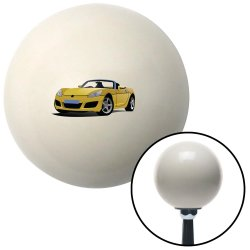 Yellow Convertible Shift Knobs - Part Number: 10027910
