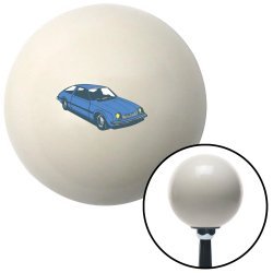 Hatchback Blue Shift Knobs - Part Number: 10027925