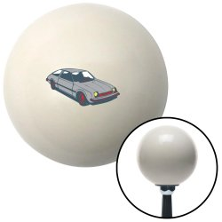 Hatchback Grey Shift Knobs - Part Number: 10027927