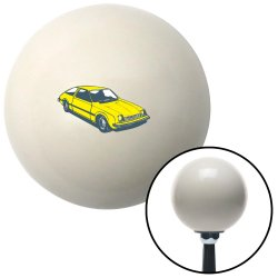 Hatchback Yellow Shift Knobs - Part Number: 10027933
