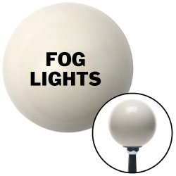 Fog Lights Shift Knobs - Part Number: 10028019