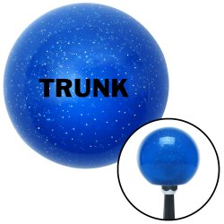 TRUNK Shift Knobs - Part Number: 10029456