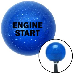 ENGINE START Shift Knobs - Part Number: 10029479