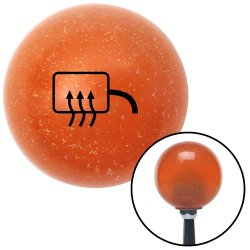 Defrost Window Shift Knobs - Part Number: 10036738