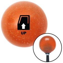 Window Up Shift Knobs - Part Number: 10036758