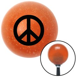 Peace Sign Shift Knobs - Part Number: 10040939