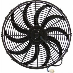 "16"" Radiator Fan  - Part Number: JLMFAN16S"