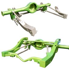 Vehicle Specific Rear Four Link Kits - Part Number: 10015273