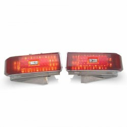 1986 Oldsmobile Cutlass LED Tail Light Kit - Part Number: KICLEDU34XX86