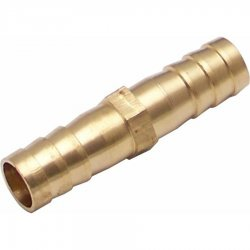 10mm Tube 2 Way Barb Air Fitting - Part Number: HEXAFWM1BXM1B