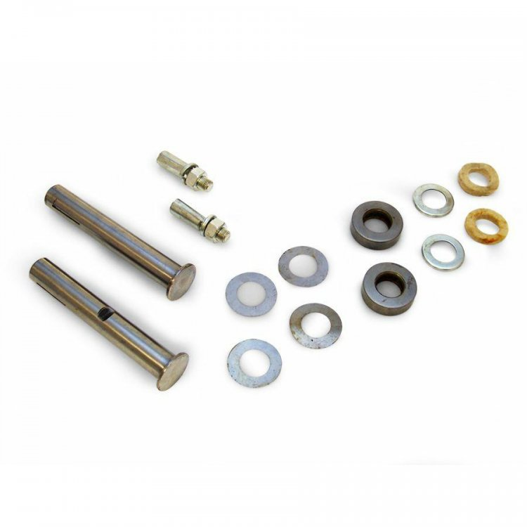 1928-1948 Ford Straight Axle Round Spindle with King Pin Kit