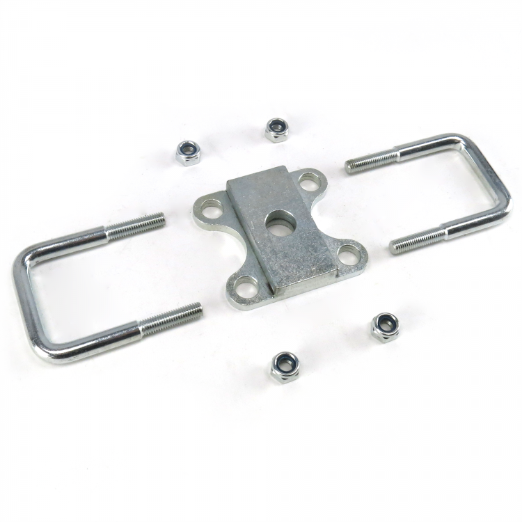 1928-34 Ford Front U-Bolt and Clamp Plate Kit