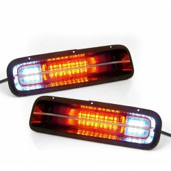 1970 DODGE SUPER BEE LED TAIL LIGHT KIT - Part Number: KICLEDUDODGESB70
