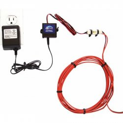 Battery Charging System with Plug N Play Harness - Part Number: KICHARN14