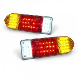 1975 Triumph Spitfire LED Tail Light Kit - Part Number: KICLEDUTRIUMPHSF75
