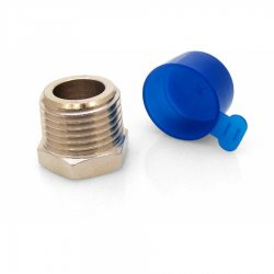 Male 1/2 NPT to female 3/8 NPT Adapter Reducer Air Fitting - Part Number: HEXAF2