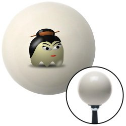 Geisha Ghost Shift Knobs - Part Number: 10070471