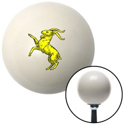 Golden Goat Shift Knobs - Part Number: 10070553