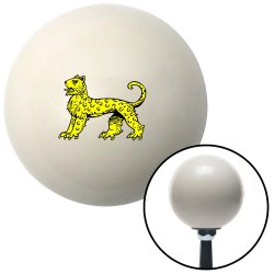 Golden Leopard Shift Knobs - Part Number: 10070557