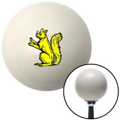 Golden Squirrel Shift Knobs - Part Number: 10070563