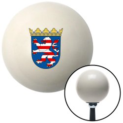 Hesse Coat of Arms Shift Knobs - Part Number: 10070567