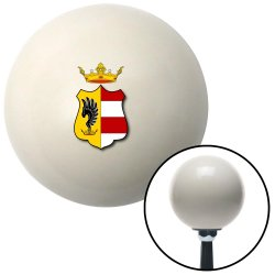 Hungarian Coat of Arms Shift Knobs - Part Number: 10070569