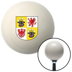 Mecklenburg Western Pomerania Coat of Arms Shift Knobs - Part Number: 10070579