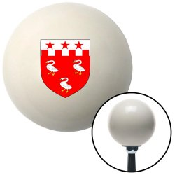 Patterson Coat of Arms Shift Knobs - Part Number: 10070587