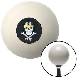 Skull n Wrenches Shift Knobs - Part Number: 10071710
